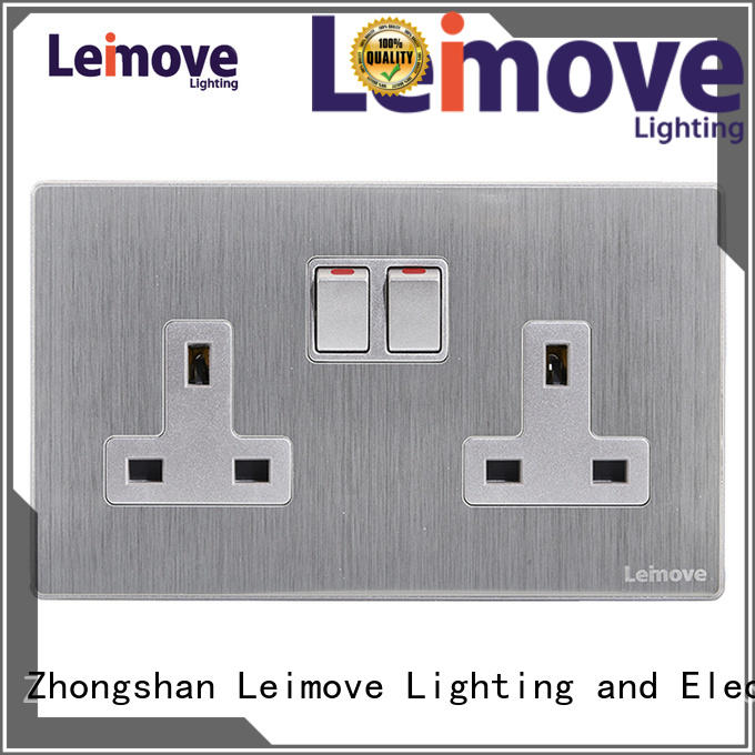 Leimove sand stone new wall sockets wholesale at discount