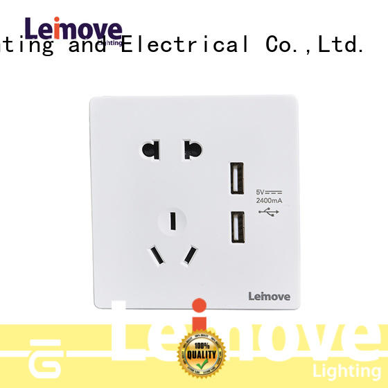 Leimove gold silver plug sockets stainless steel at discount