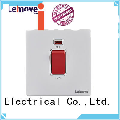 Leimove stainless steel electrical safety switch top manufacturer for customization