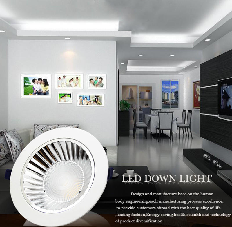 Leimove-Recessed Ultra Slim Led Downlight Lm8036 - Leimove Lighting