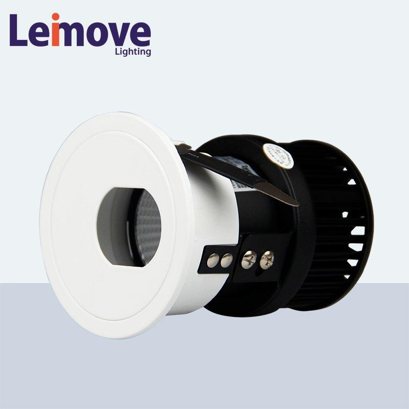 Leimove Brand rohs led adjustable spot led downlights
