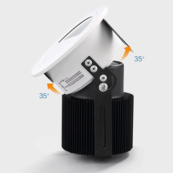 Hot Sale Adjustable LED COB 5W Wall Washer Light LM29834-YK-9