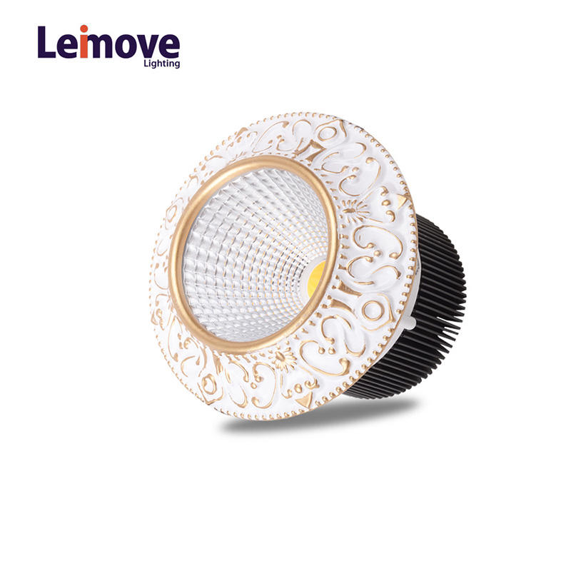 led interior spotlights round shape Leimove