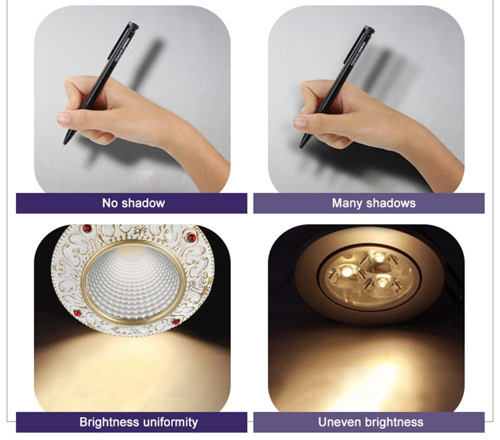 Leimove-Leimove 10w Slim Led Round DownlightLm8017 Matte Gold-12