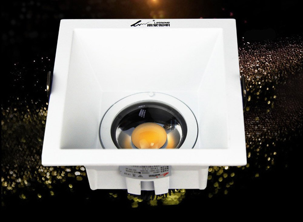 Leimove-Anti-glare Cri90 Flicker Free 500lm 5w Led Downlight | Leimove-1