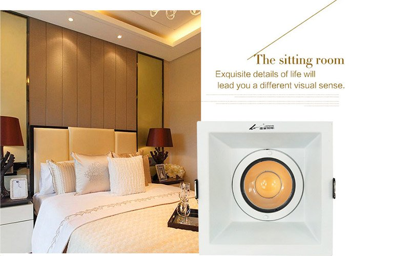 Leimove-Anti-glare Cri90 Flicker Free 500lm 5w Led Downlight | Leimove-4