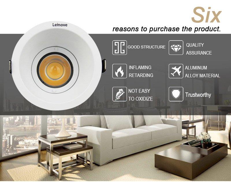 Leimove-Manufacturer of High Quality LED Spot | Leimove Led Lighting-2