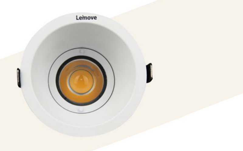 Leimove High quality led lighting factory hot sale 5w cob indoor led downlight  LM7002-7