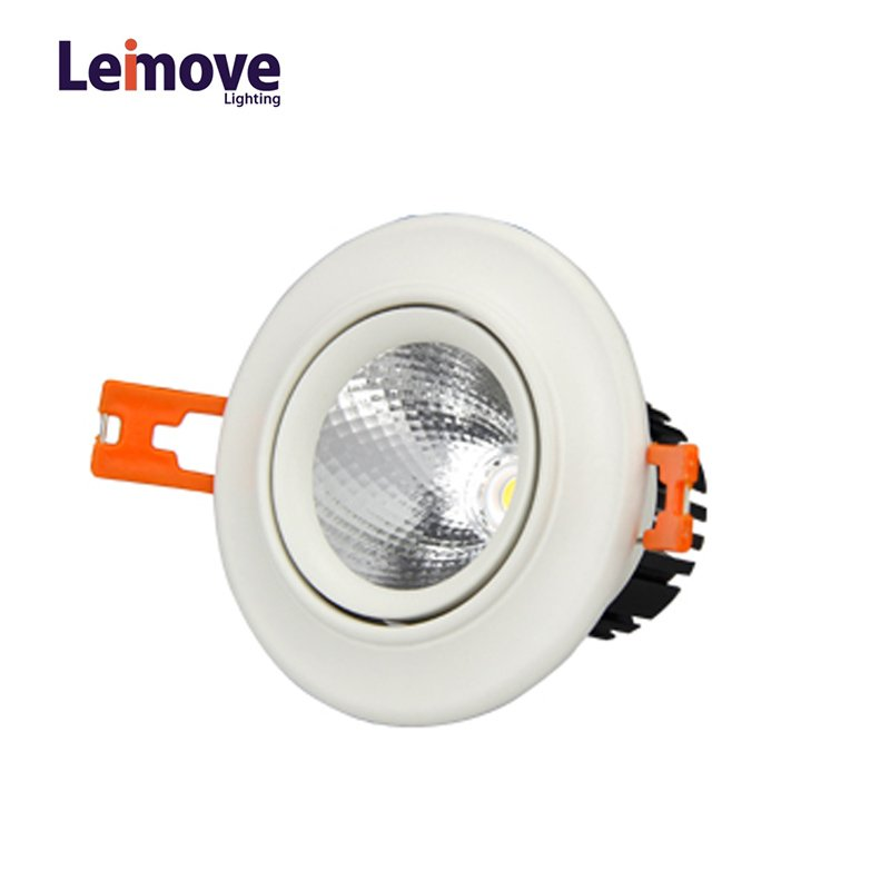 Leimove 3W/5W COB Downlights CE/ROHS 3000K/4000K/6000K(with Light Source)  LM8020-5S LED Spot Light image13
