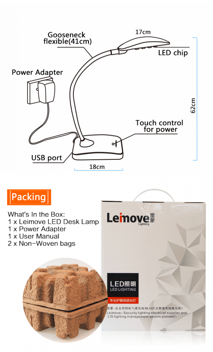 Leimove-High-quality Led Table Lamp From Leimove Lighting-11