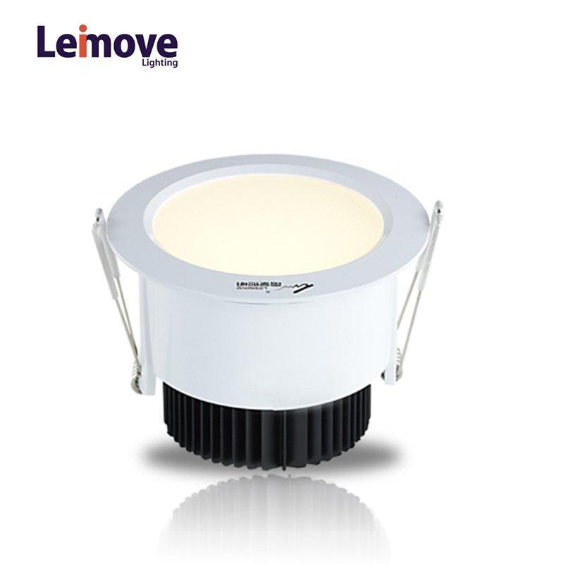 Leimove COB 3000k 4000k 6000k Ceiling Decoration Down Spotlight CE/ROHS/CCC LM2949