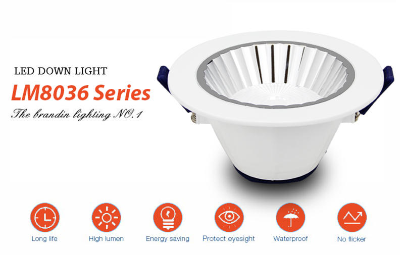 cerohs design Leimove Brand best led downlights