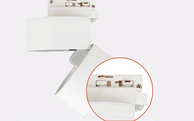 dimmable ce led track light fixture Leimove Brand