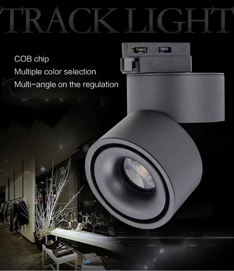 Leimove-High-quality Modern LED Track Lighting | Leimove Lighting
