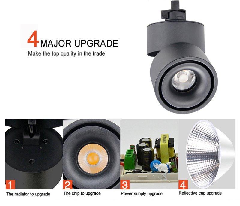 Leimove-High-quality Modern LED Track Lighting | Leimove Lighting-5