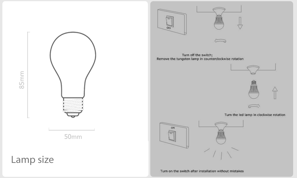 Leimove-Glass LED Filament Bulb From Leimove Lighting-5