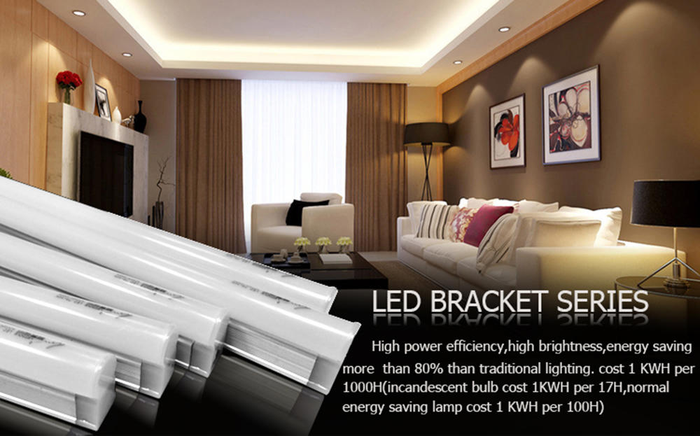 Leimove aluminum led tube lights for home for sale