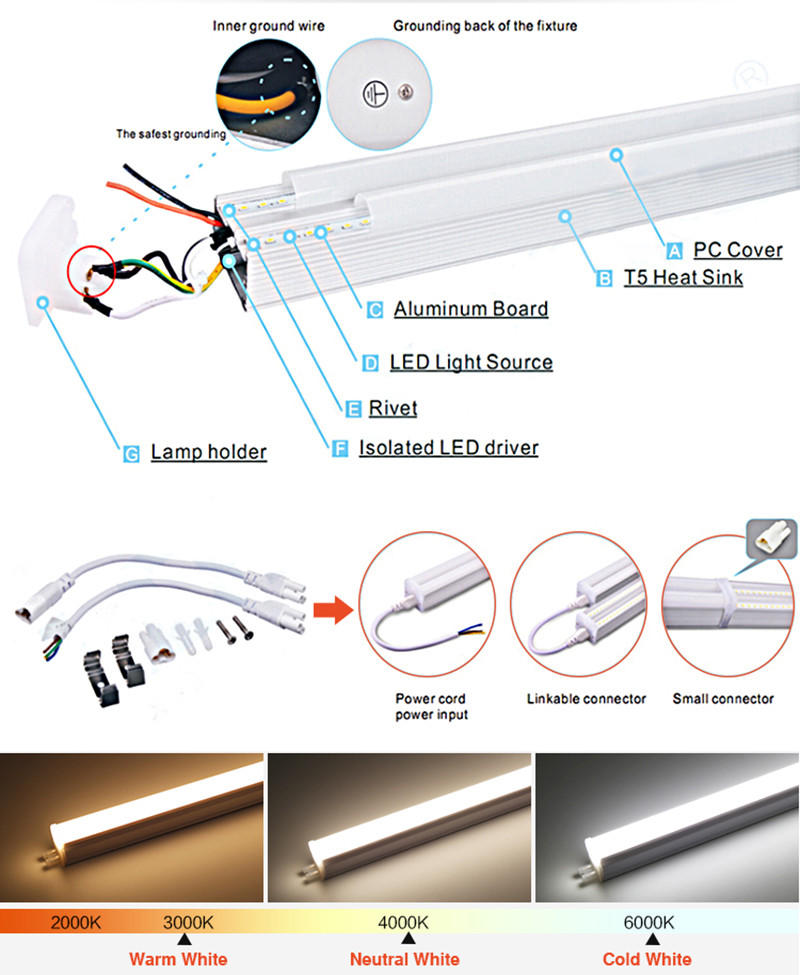 tube led led tube light set light Leimove Brand