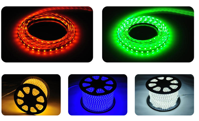 Hot shape best led strip lights outdoor waterproof Leimove Brand
