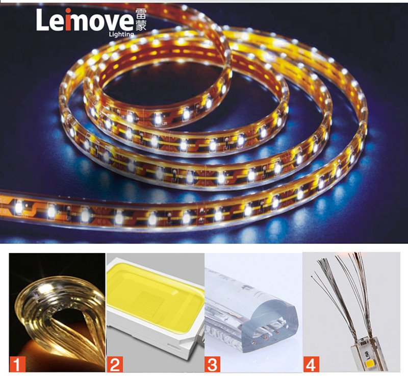 Outdoor Use IP65 Waterproof Low Power Consumption Led Strip Light-7