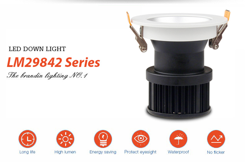 Leimove-Find White Led Downlights On Leimove Lighting-1
