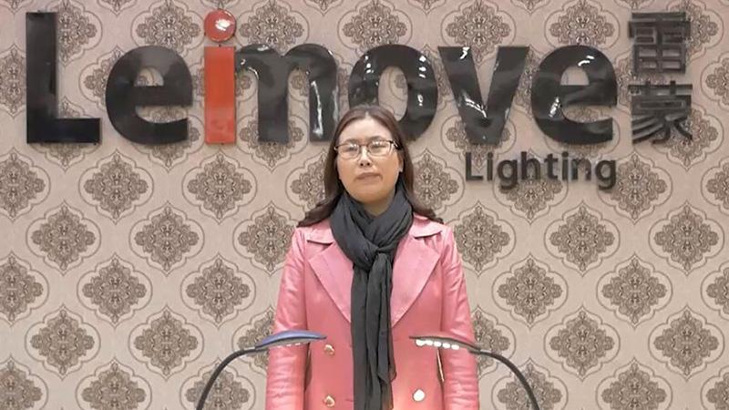 Leimove professional eye protection table lamp-Leimove