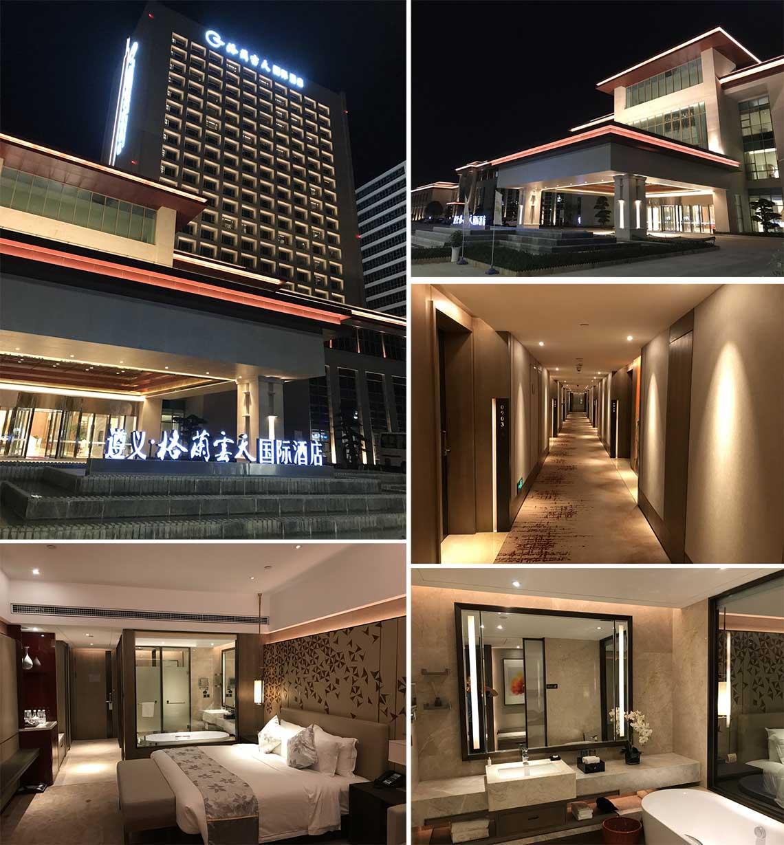 Leimove-Gran Yuntian Hotel In Zunyi | Engineering Case | Leimove Lighting