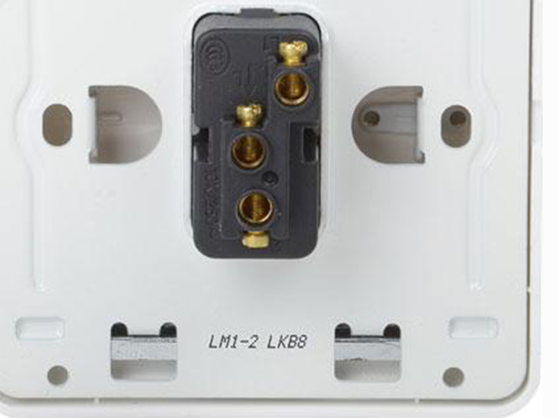 Leimove-10A One Gang 2 Way Electrician Wall Switch - Leimove Lighting-3