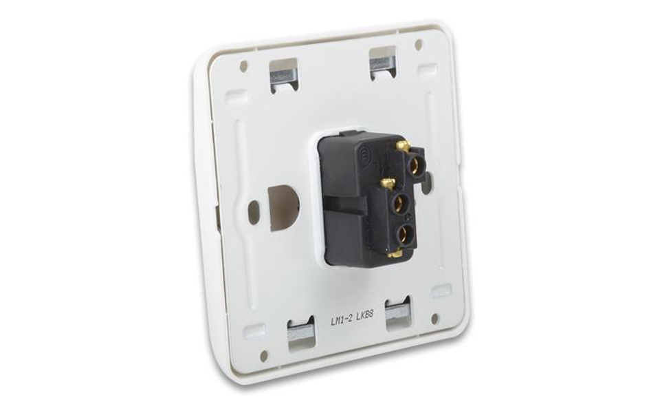 Leimove-10A One Gang 2 Way Electrician Wall Switch - Leimove Lighting-7