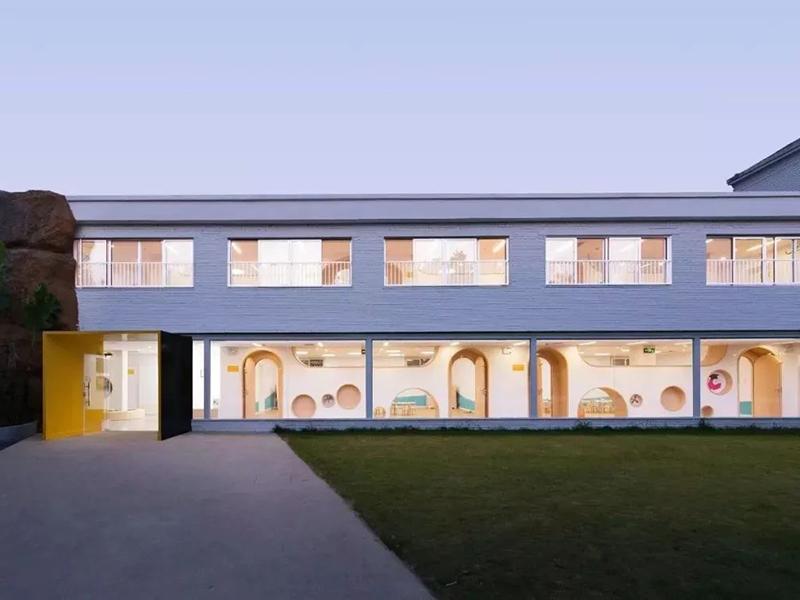 Leimove-Kindergarten design │create an original preschool environment