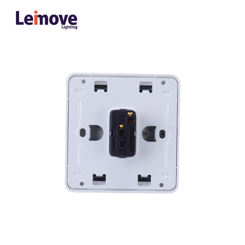 10A One Gang 1 Way Electrician Wall Switch