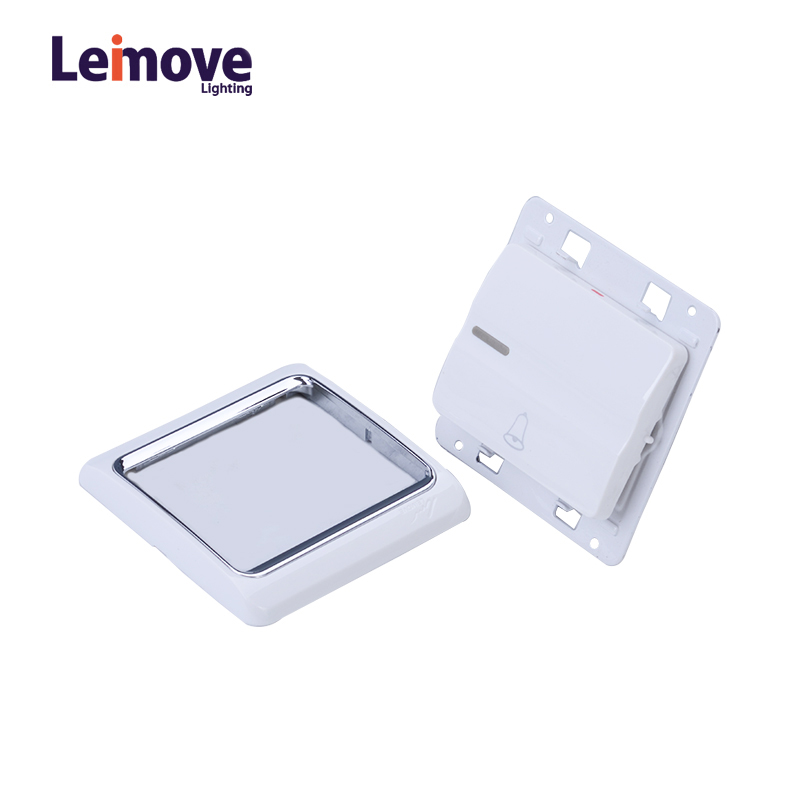 Leimove-Professional Light Switches And Sockets Paddle Light Switch Manufacture-1