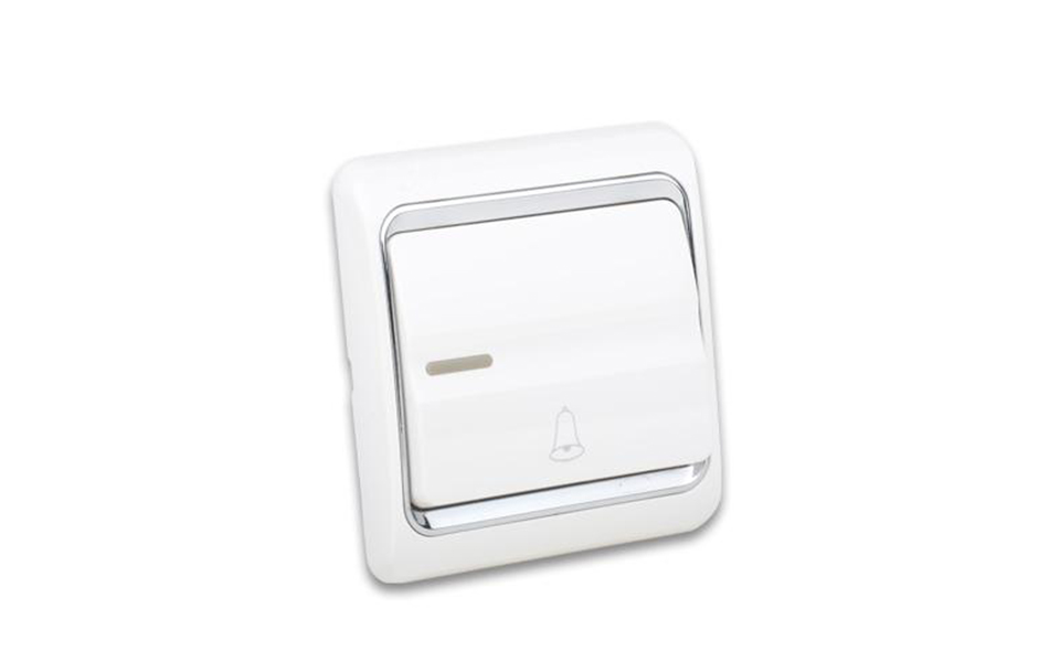Leimove-10a One Way 1 Gang Door Bell Wall Switch | Leimove Lighting-6