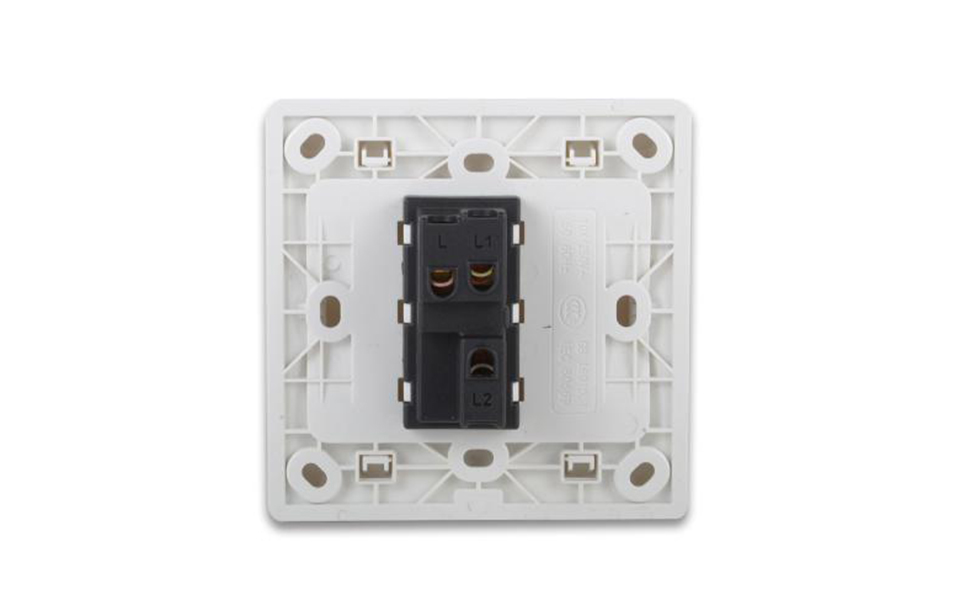 Leimove-General 10A 250V 1 Gang 1 Way PC Wall Switch | Leimove Lighting-7