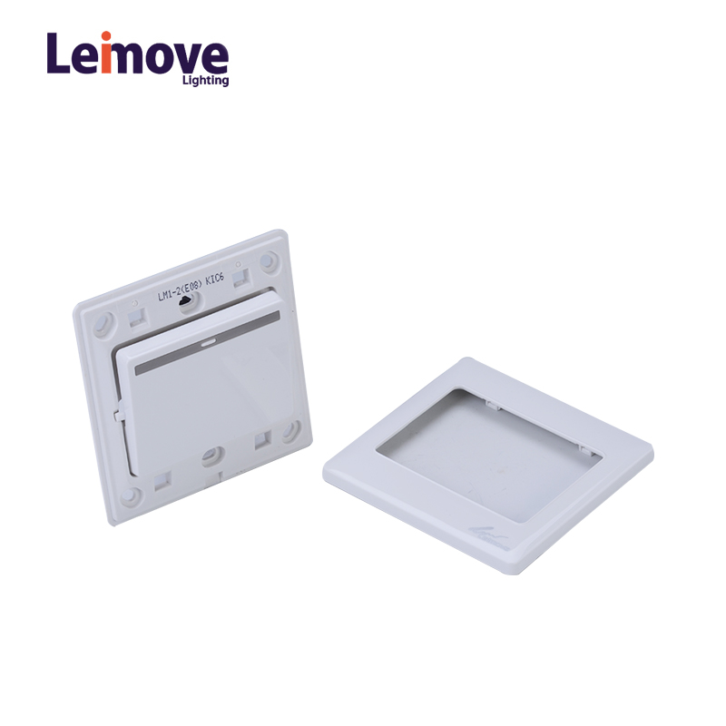 Leimove-illuminated light switch | E08 Series | Leimove