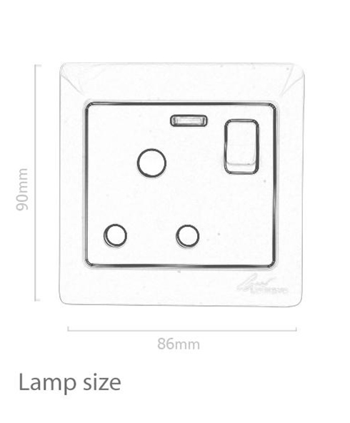 Leimove-Professional Wall Multi 3 Pin Outlet Socket Supplier | Leimove-1