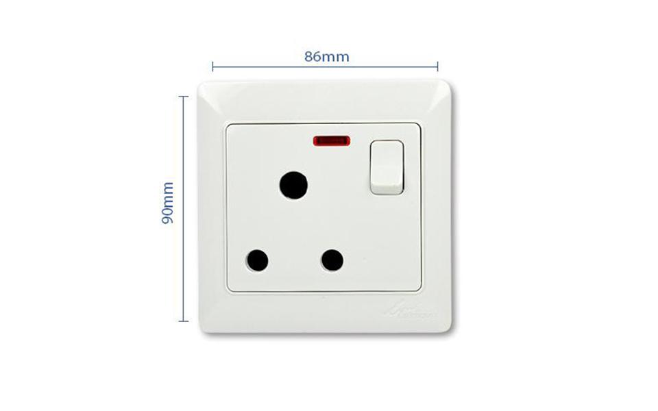 Leimove-Professional Wall Multi 3 Pin Outlet Socket Supplier | Leimove-5