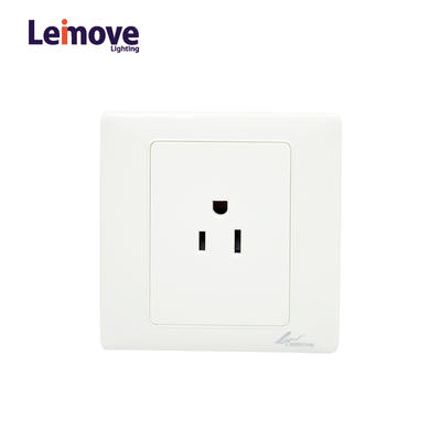 220V European Electrical Wall Outlet Socket