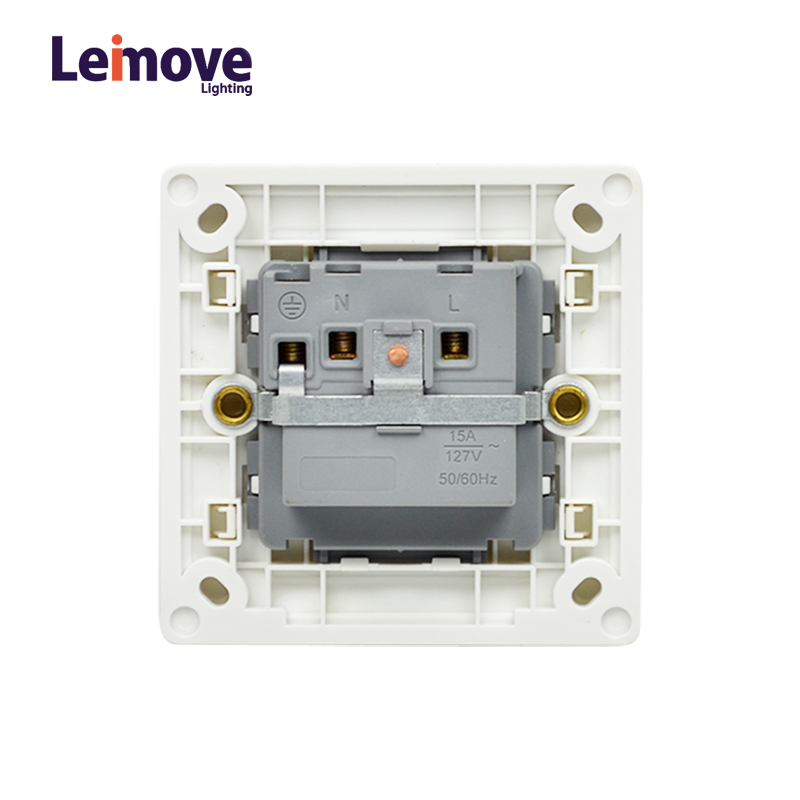 Leimove 220V European Electrical Wall Outlet Socket Ling Tong Series image32