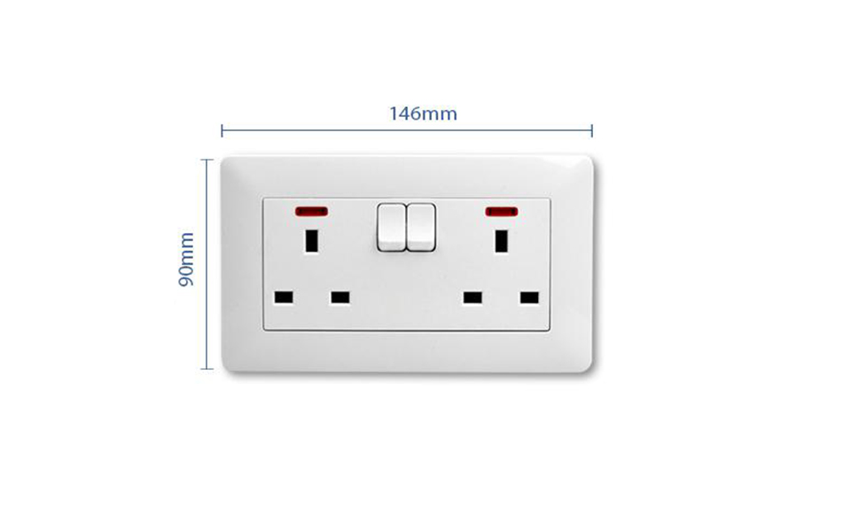 multi-functional china power socket gang fine workmanship for customization-6
