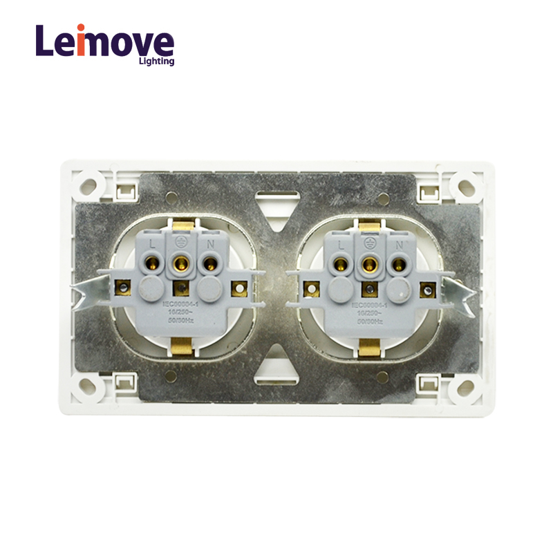 Leimove 220V 16A Electrical Extention Replace Fluorescent Light Socket Ling Tong Series image30