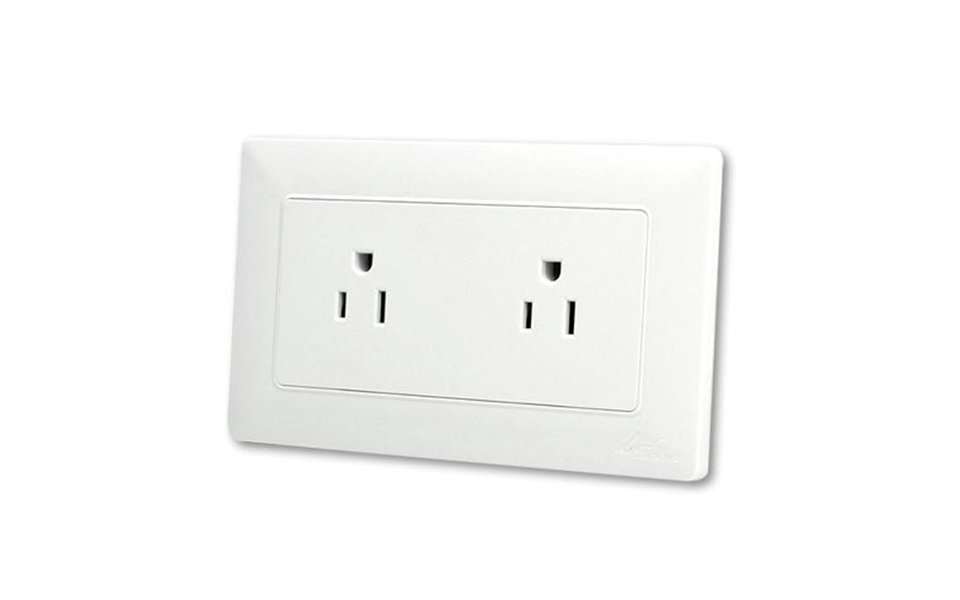 Leimove-Ip65 Wall Mounted Shaver 110v Socket | Leimove 3 Pin Plug Socket-6