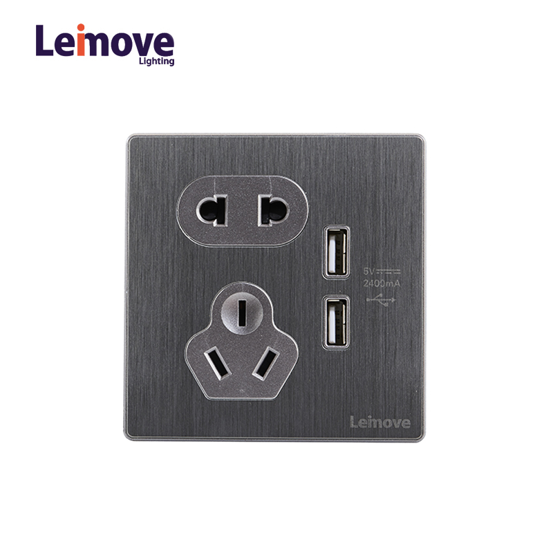 Leimove Lingmai H Series Stainless Steel Wire Drawing - LMUS2USB(H)MS Ling Mai series image30