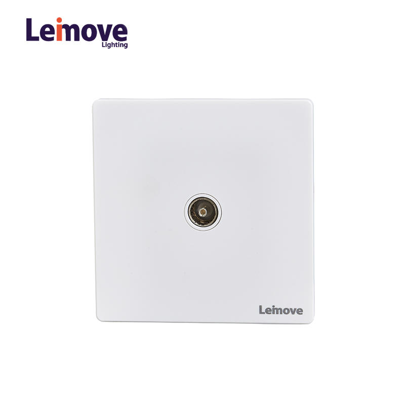 Lingmai H series feather white - LMV(H)