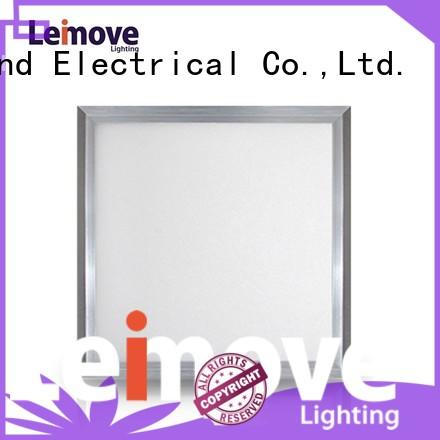 Leimove Brand light led panel light dimmable factory