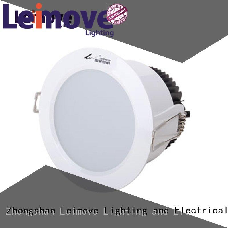 rohs smd ceiling cob best led downlights Leimove Brand