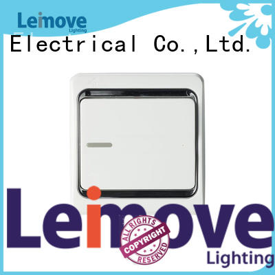 Leimove light switches and sockets for wholesale