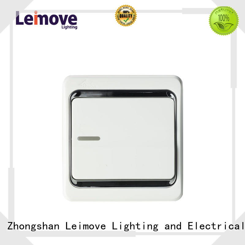 Leimove four stilts electronic switch good appearance for wholesale