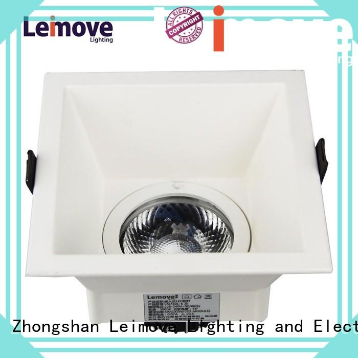wall Custom warranty led spot light downlights Leimove