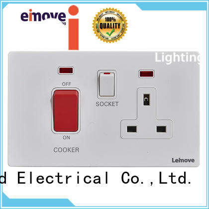 Leimove stainless steel plug and socket OEM factory price